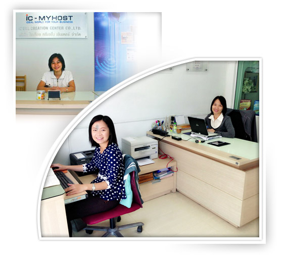 Thailand Web Hosting , Domain Name and Dedicated Server