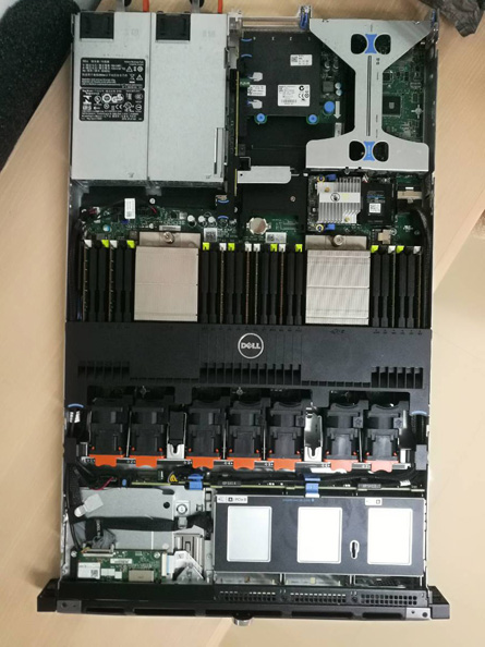 Second Hand Server, 2nd hand Dell Server in Thailand by IC-MyHost